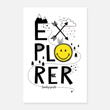 SmileyWorld Explorer - Poster