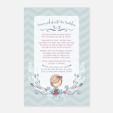 Big Boho therefore creation god goddaughter - Poster