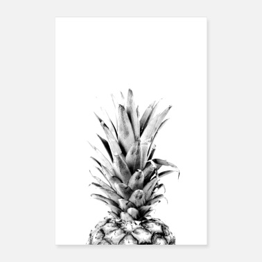 Kuchen Pineapple top - Poster