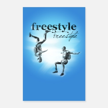 Freestyle Freestyle - Juliste