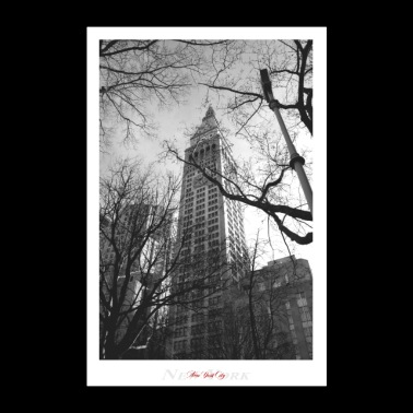 New York City (Poster) - Poster 60x90 cm