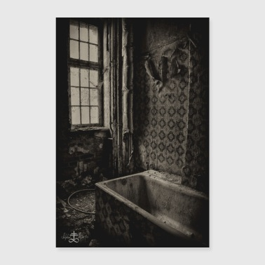 Lost Pace - Alte Wanne - Poster 60x90 cm