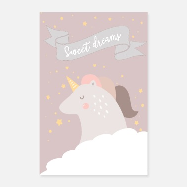 Sweet Sweet dreams - Poster