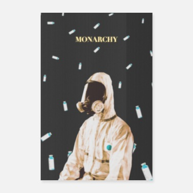 Gas Monarchy | Posters - Poster 16 x 24 (40x60 cm)