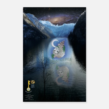 Environnement 04 Reminder soul poster - Poster 40 x 60 cm