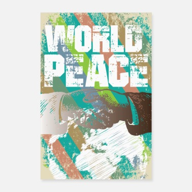 Global Peace World Peace - Poster