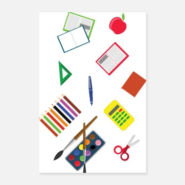 Children school Children - Poster 16 x 24 (40x60 cm)