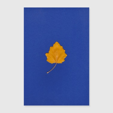 Language leaf Art - Poster 16 x 24 (40x60 cm)