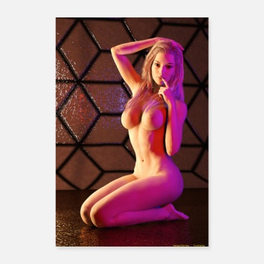Naked Woman NUDE OF WOMAN VERONICA 3 - Poster 16 x 24 (40x60 cm)
