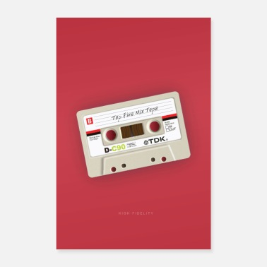 Technology High Fidelity - Poster 16 x 24 (40x60 cm)