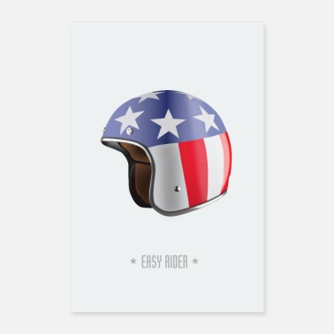 Ride Easy Rider - Poster