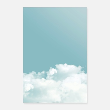 Wolke The Sky - Poster