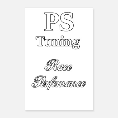 Tuning Tuner - Poster