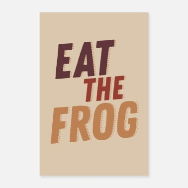 Eat the Frog 3 - Poster