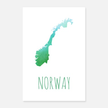 Norge Norge - Poster