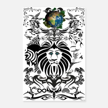 Us Poster - Dame nature - Mother EARTH (us) - Poster