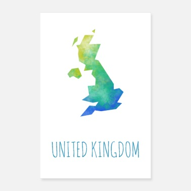 United United Kingdom - Poster