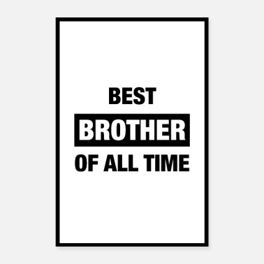 Brothers Best Brother - Poster
