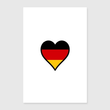 Germany Germany - Poster 16 x 24 (40x60 cm)