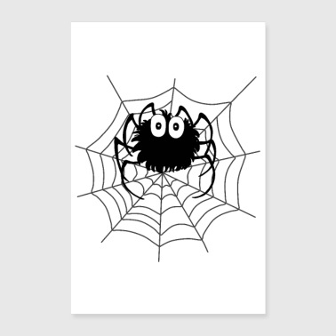 Spider (poster) - Poster 16 x 24 (40x60 cm)