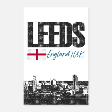 United Leeds - Poster