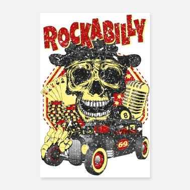 Rockabilly rockabilly - Juliste