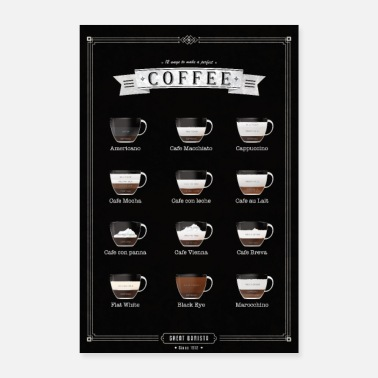 Coffee Coffee gallery - Poster