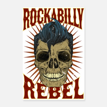Rockabilly Rockabilly Rebel - Poster