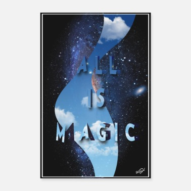 all is magic POSTER - Poster