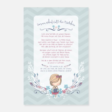 Big Sister Boho therefore creation god goddaughter - Poster