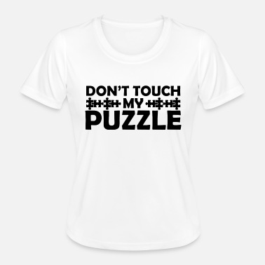 Puzzles Puzzler Saying Gift Puzzle Puzzle Puzzle Puzzle - Women's Functional T-Shirt