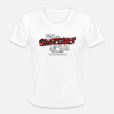 Stasi no snitching - Frauen Funktions-T-Shirt