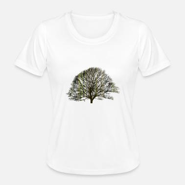 Texturas The tree and the earth - Women's Functional T-Shirt