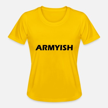 Army Reserve army - Women's Functional T-Shirt
