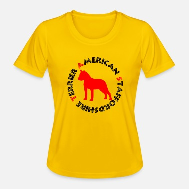Red Sox Amstaff Red - T-shirt sport Femme