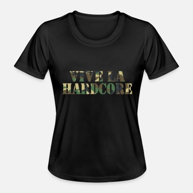 Ireland Vive La Hard core Camo - Women's Functional T-Shirt