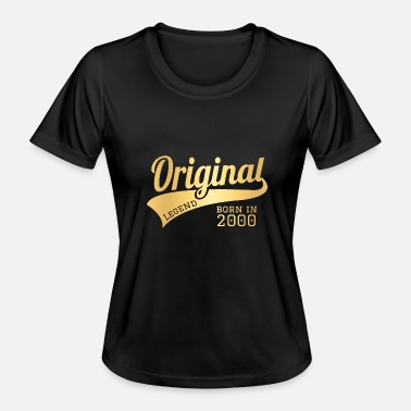 Present 2000 Present Bday Birthday Present Gift - Women's Functional T-Shirt