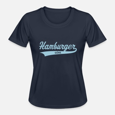 Harburg Hamburger brat - Women's Functional T-Shirt