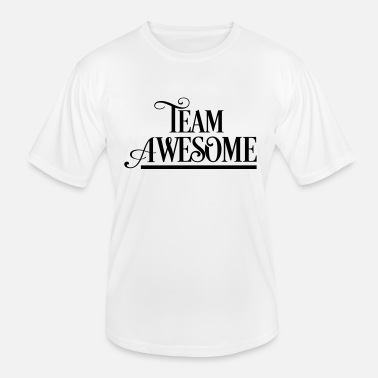 Team Awesome Team Awesome - Männer Funktions-T-Shirt