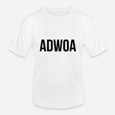 Ghanaian Day Names Adwoa - Men's Functional T-Shirt