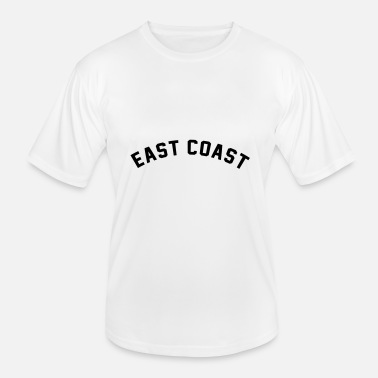 East Coast East Coast - Men's Functional T-Shirt