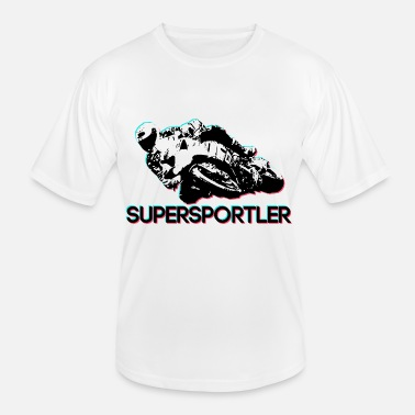 Supersport SUPERSPORTERE - Funktionsshirt til herrer