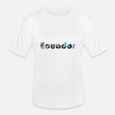 Ecuador Ecuador - Men's Functional T-Shirt