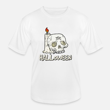 Rest In Peace Rest in Peace at Halloween - Men's Functional T-Shirt