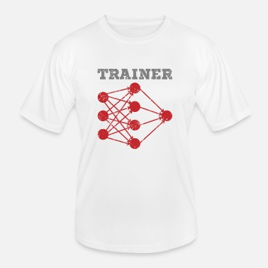 Web Trainer Gift Computer Science Data Science - Men's Functional T-Shirt