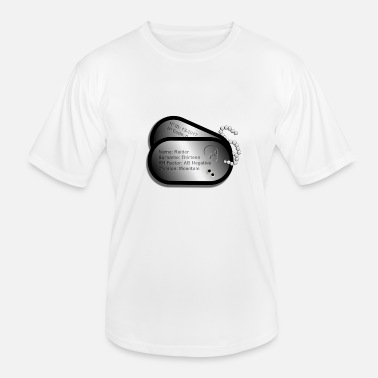 Tags Raider13-tag - Functioneel T-shirt voor mannen