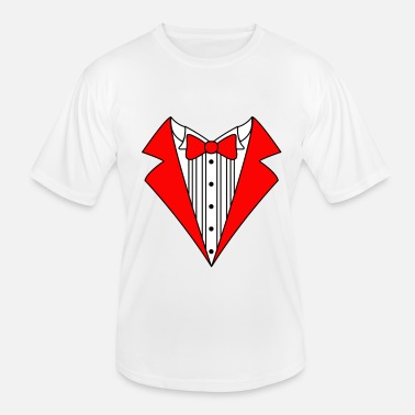 Tuxedo Tuxedo - Men's Functional T-Shirt