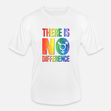 Homosexual Love makes no difference, Pride - Men's Functional T-Shirt