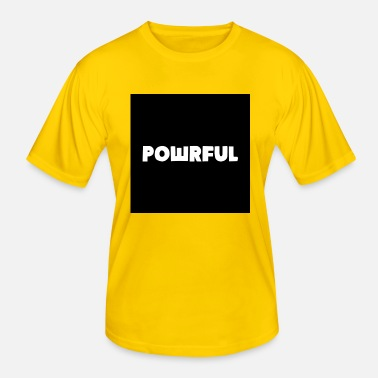 Powerful Powerful power - Men's Functional T-Shirt