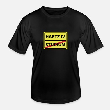 Hartz 4 studies hartz 4 - Men's Functional T-Shirt